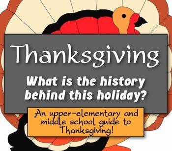 history thanksgiving wikipedia