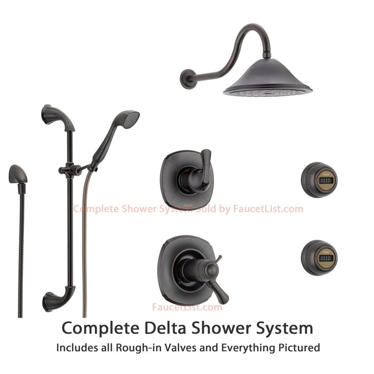 72 best Shower Systems images on Pinterest   Shower systems, Showers ...