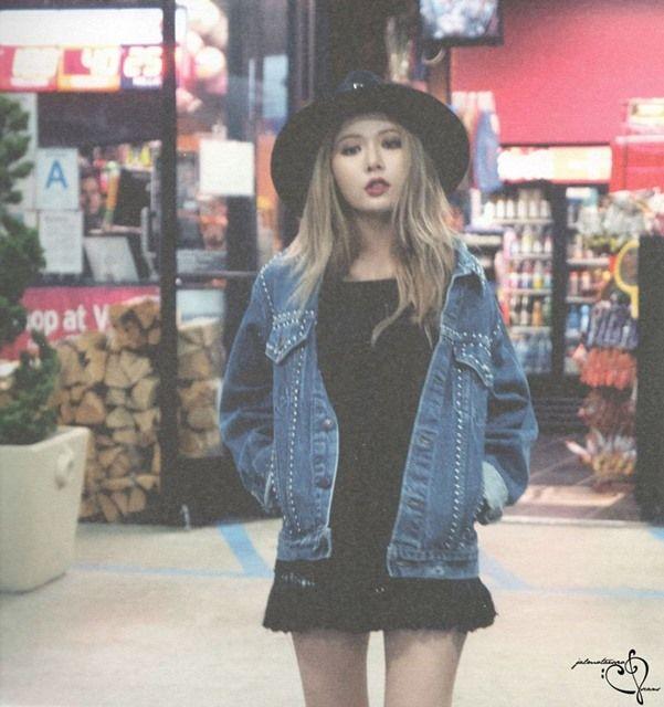 Hyuna A+ Photobook