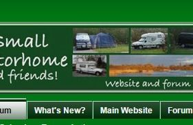 Small Motorhome Camping Forum