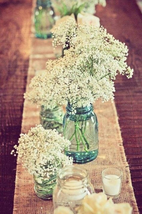 cheap flower idea. baby's breath from costco is $89 for 100 stems. www.costco.com/...