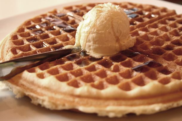 Insanely Delicious Waffle | Recipes | Pinterest