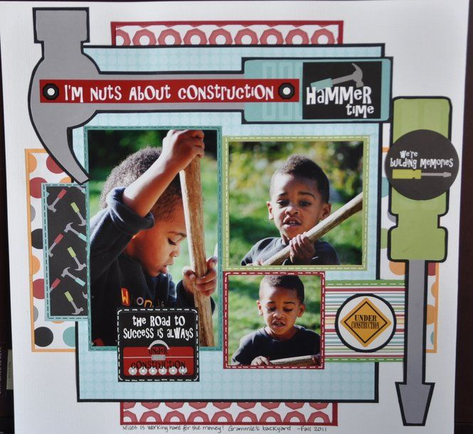 655 Best Scrapbook Layouts All Boy Images On Pinterest
