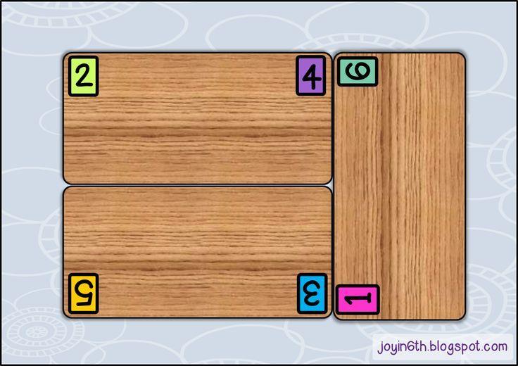 Minimalist Classroom Noise ~ A bright idea for classroom management using table quot spots