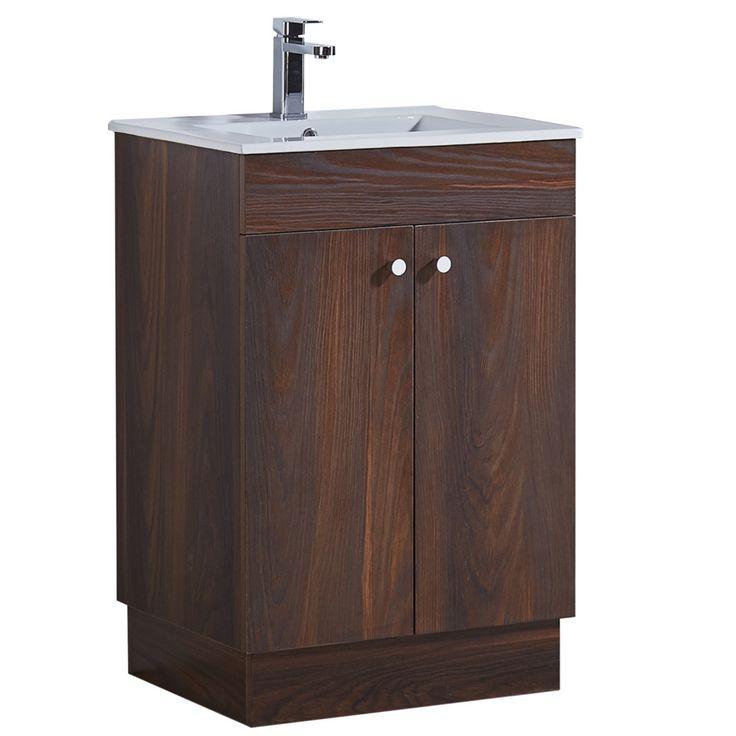 1000 ideas about 24 inch bathroom vanity on pinterest - Bathroom vanity and medicine cabinet combo ...