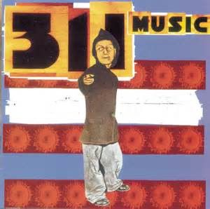 311 - Music on Numbered Limited Edition 180g 2LP (Awaiting Repress)