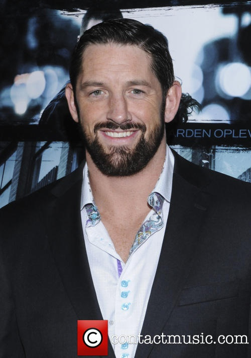 Wade Barrett: older brother of Teegan Barrett and a lawyer in town. (Wade Barrett)