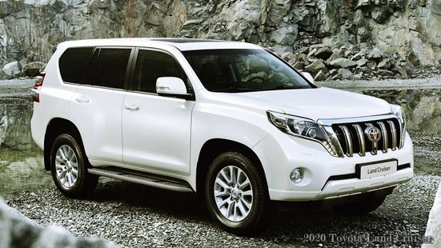 2020 Toyota Prado Price And Release Date Toyota Land Cruiser Prado Toyota Land Cruiser Prado