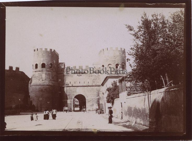 Porta S. Paolo (1898)