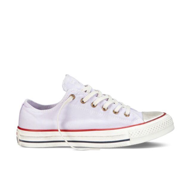 Converse - Canvas! Love! - ordered .  www.converse.com flat shipping rate!