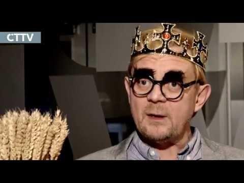 """ČTTV - Čtvrtníček říká Landovi: """"Vy jste sice kouzelník Žito, ale já jse..."""