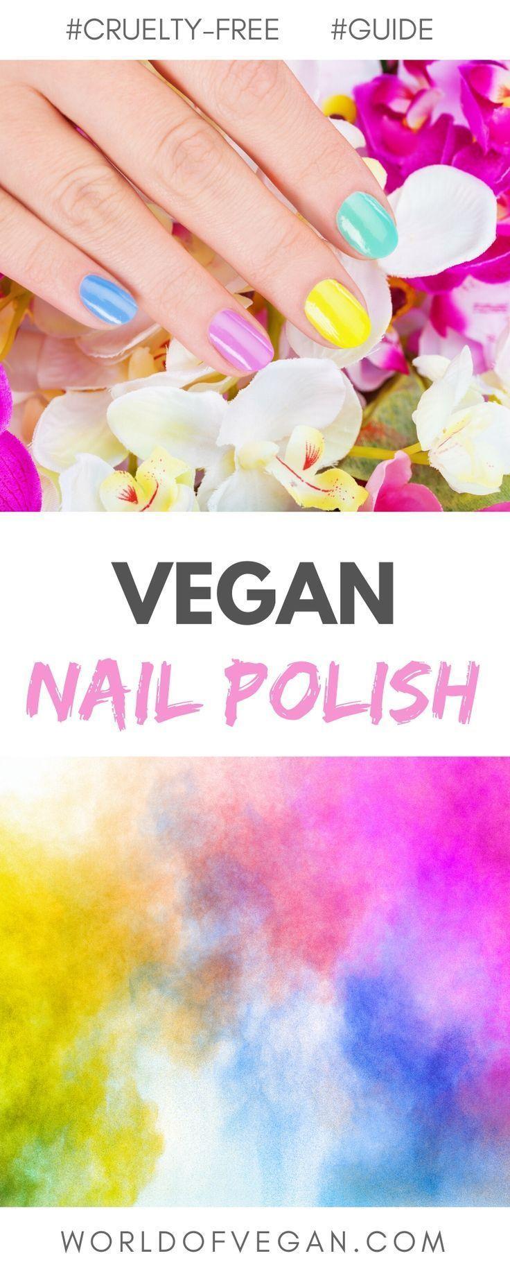 Guide to Natural, CrueltyFree & Vegan Nail Polish