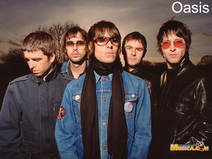 Oasis - Best ever band ..