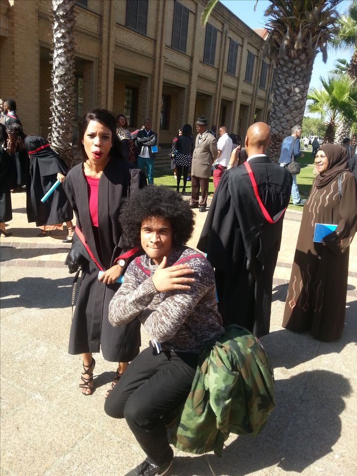 Graduation Day for my Nigga!! Rentse2016