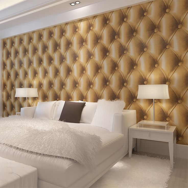 European Style Embossed Waterproof PVC 3d Wallpaper for walls 3 D TV background livingroom Bathroom QZ0108 Free Shipping
