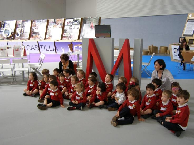 Colegio Ntra Sra de Lourdes, Valladolid, en @museoscastyleon