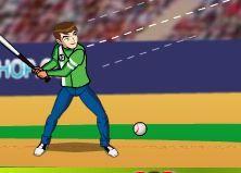 Ben 10 Beyzbol Sopası Oyunu