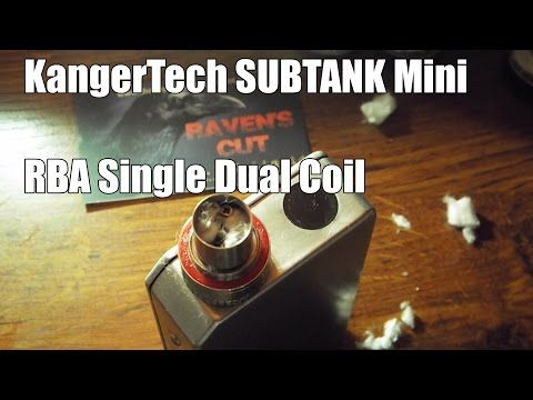 Single oder dual coil