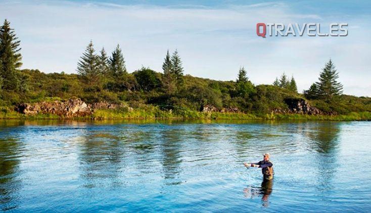 De abril a septiembre llega la temporada de pesca en Islandia | QTRAVEL Portal de Viajes y Turismo - QTRAVEL Revista de Viajes