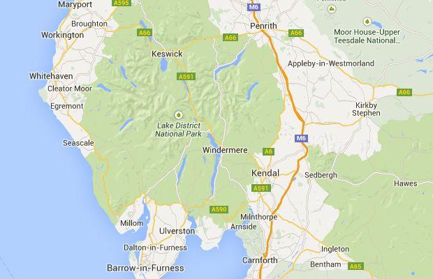 Lake District hotels - Telegraph