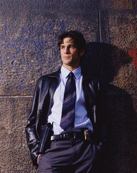Eddie Cahill in CSI: NY