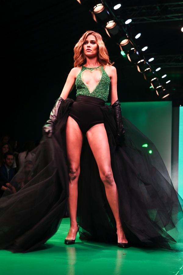 Istanbul Fashion Week 2012 Anna Beatriz Barros / Cengiz Abazoğlu