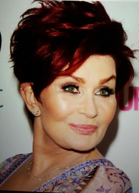 sharon osbourne hair style best 25 osbourne hairstyles ideas on 7812 | 08390a64b2fdcb9637163b80db0ddfc3 sharon osbourne hair pixi haircut