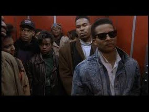 Juice (1992) with Omar Epps, Jermaine, Tupac Shakur Movie