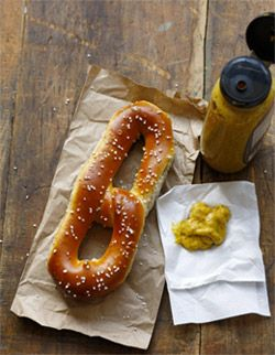 Happy National Pretzel Day! Have a Philly soft pretzel. (Photo by J. Varney for GPTMC)