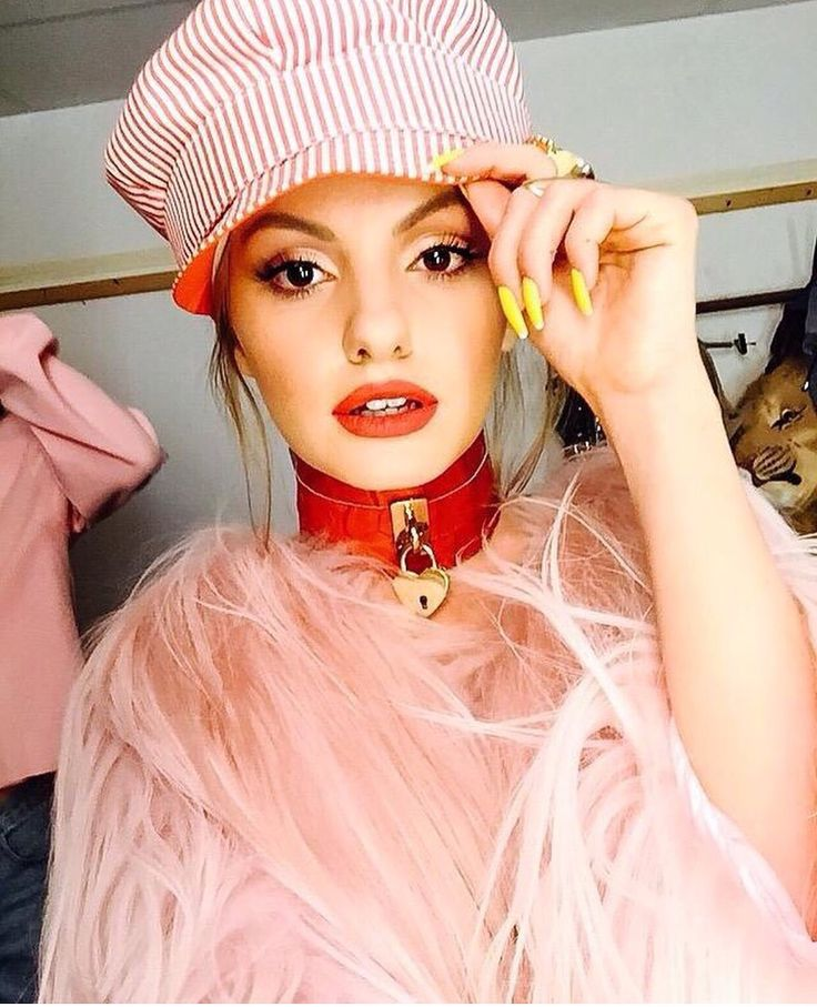Red python embossed leather choker as seen on Alexandra Stan , available online now on www.manokhi.com #python #leather #choker #leatherchoker #shopping #fashion #style #celebritystyle #celebrityfashion #fashionstyle #onlineshopping #onlineshop #manokhi