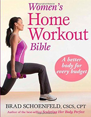 The Women's Home Workout Bible
