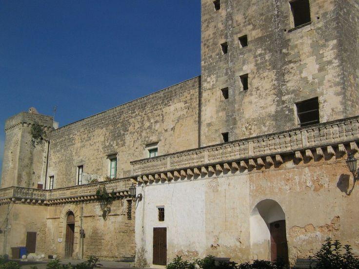 Castello baronale di Felline su 365giorninelsalento.it