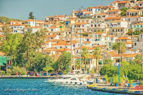 Town of Poros