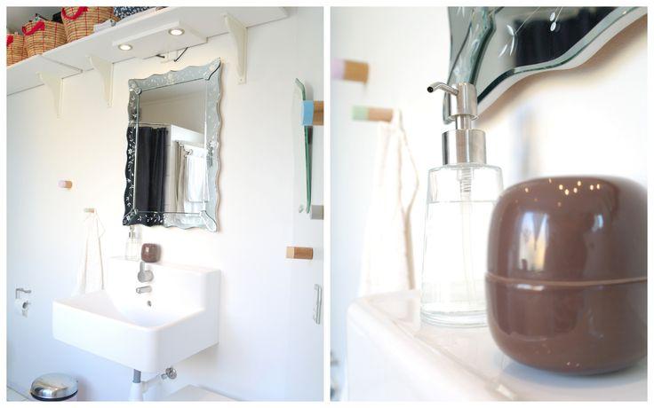 Mini renovering af badeværelse. (februar)