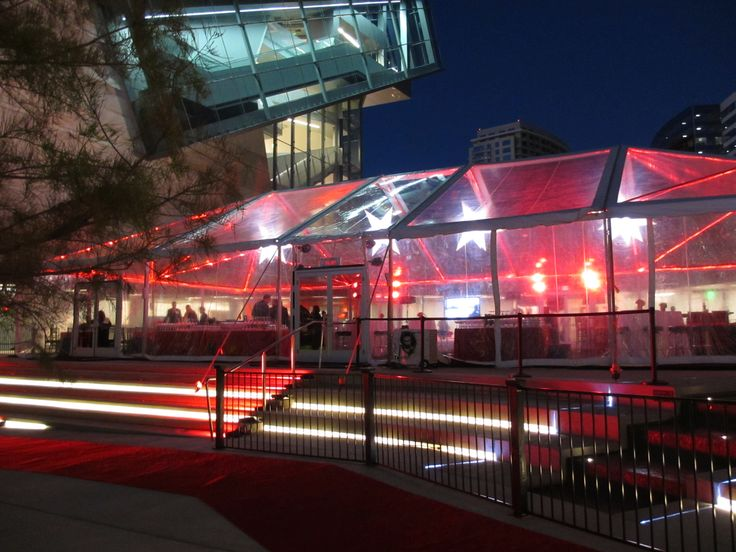 We loved putting this clear tent up at the Perot Musem along with the lighting and rentals / .mmspecialevents.com / Mu0026M Event Rentals Dallas ... & 10 best Mu0026M Event Tents images on Pinterest | Tent Tents and Chicago