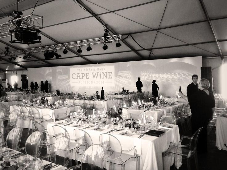 Cape Wine Auction 2014
