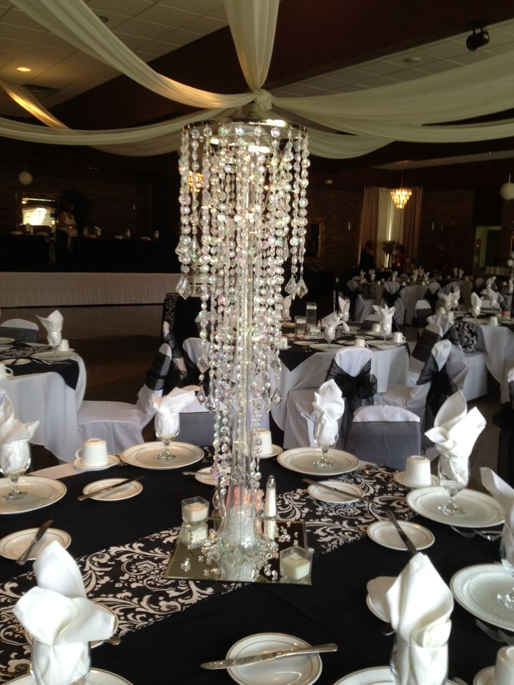 88 best Centerpieces images on Pinterest | Centerpieces, Crystals ...