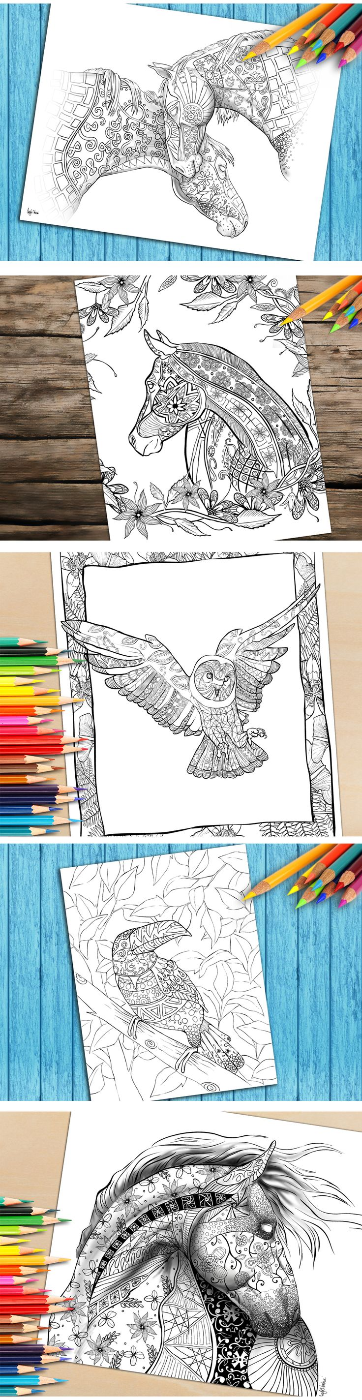 Coloring books for people with dementia - Adult Coloring Books And Pages Posters And Cards By Selahworksart