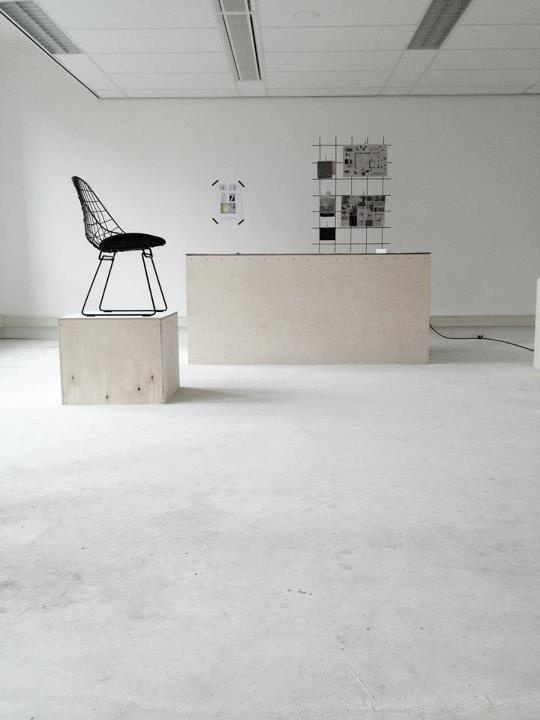 //: Wire Chair