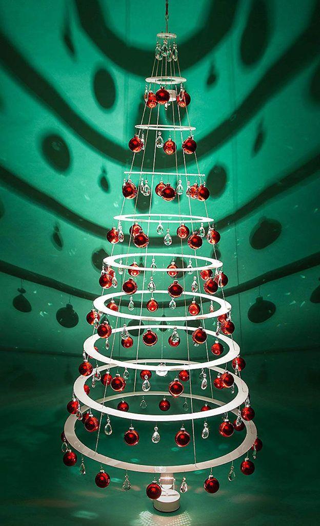 40 Unique Christmas Tree Alternatives Art Home Alternative Christmas Tree Unique Christmas Trees Modern Christmas Tree