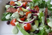 Craving steak salads!: Chili Lime Steak, Yummy Food, Chilis, Steaks, Bites, Limes, Favorite Recipes, Steak Salad