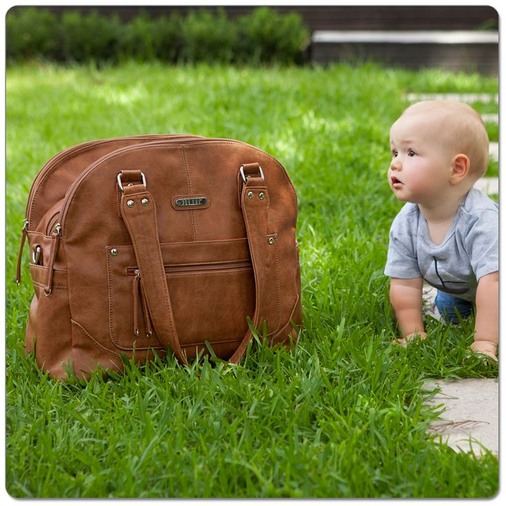 Vanchi Tuscan Bowler Nappy Bag Product Review