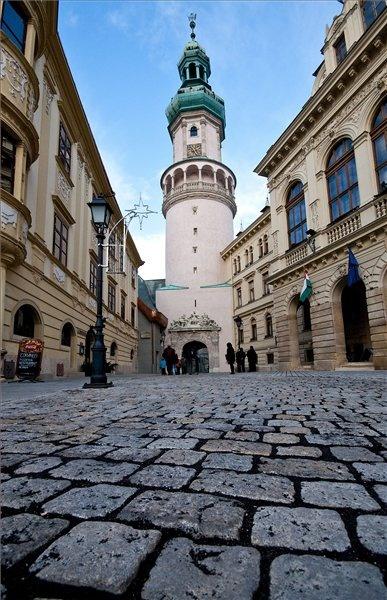 Sopron. Photo: © MTI / Csaba Krizsán. #Hungary