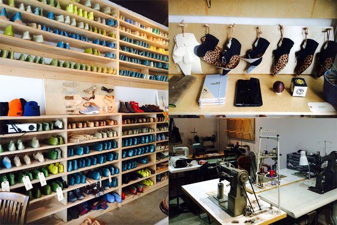 NYで話題のウィリアムズバーグで出会える靴作りコミュニティとは(Shizue Hamano)