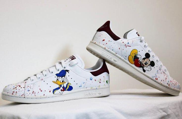 Stan smith custom | Glitter nike shoes, Stan smith custom, Stan smith