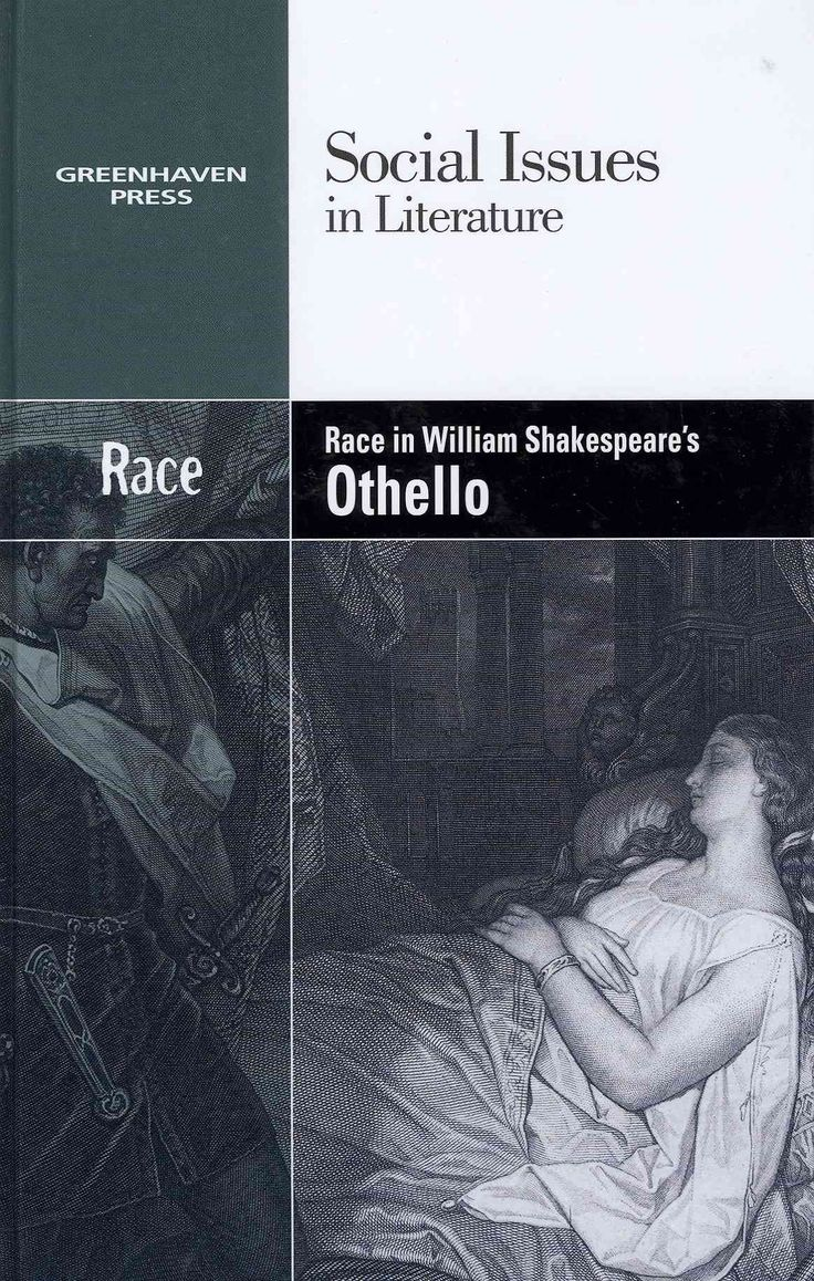 an analysis of racism in othello by william shakespeare Othello's status as black lead has remained a fundamental and much-debated aspect of the play as attitudes towards race have evolved othello is an unusual tragic character in that he speaks comparatively little: william shakespeare othello.