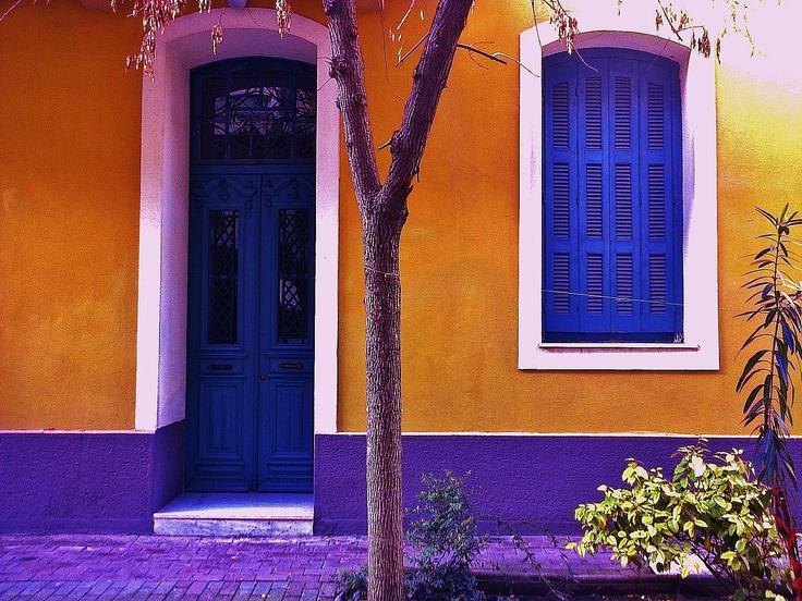 Larissa city, Greece