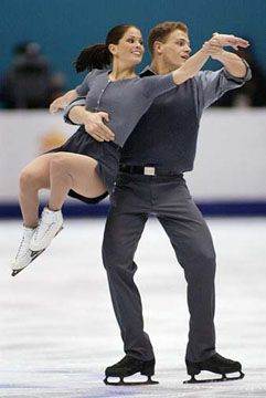 On 11 Feb 2002 pairs figure skaters Jamie Salé and David Pelletier delivered a performance that would eventually win them a gold medal at the Salt Lake Olympics. It was Canada's first-ever gold medal in the event (courtesy Canadian Press Images).
