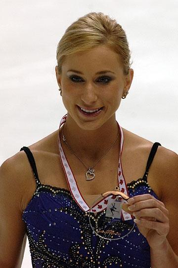 Joannie Rochette is my favorite figure ice skater!!!
