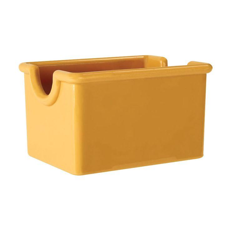 3.5 inch x 2.5 inch Plastic Sugar Caddy 2 inch Deep Tropical Yellow SAN/Case of 24 Tags:  Sugar Caddy; Table Accessories; Plastic Sugar Caddy;Rectangular Sugar Caddy;Table Accessories Dinnerware;Plastic Rectangular Sugar Caddy; https://www.ktsupply.com/products/32807345185/35-inch-x-25-inch-Plastic-Sugar-Caddy-2-inch-Deep-Tropical-Yellow-SANCase-of-24.html